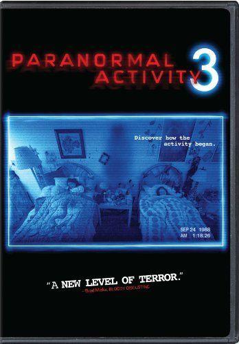 Paranormal Activity 3 PARAMOUNT - UNI DIST CORP