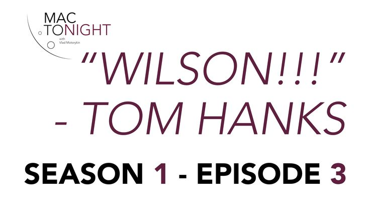 "#VR #VRGames #Drone #Gaming ""WILSON!!!"" - TOM HANKS 