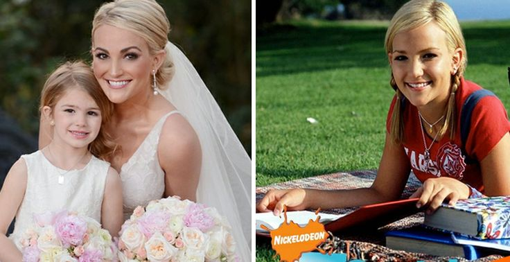 'Zoey 101' Star Jamie Lynn Spears Ties the Knot! Why did she have to get pregnant!!!! i miss zoey 101