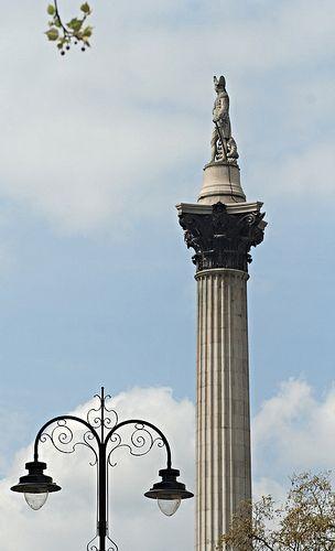 Nelson's Column, Trafalger Square.