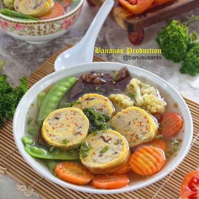 7 Resep Olahan Rolade Ini Praktis Untuk Sarapan Resep Masakan Sayuran