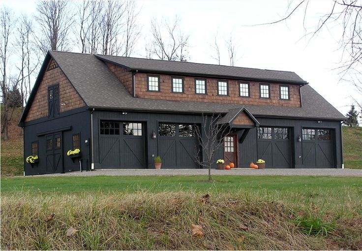 17 best ideas about pole barn garage on pinterest pole Barns with apartments above