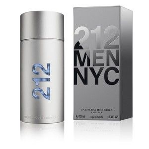 Perfume 212 Men 100ml Carolina Herrera