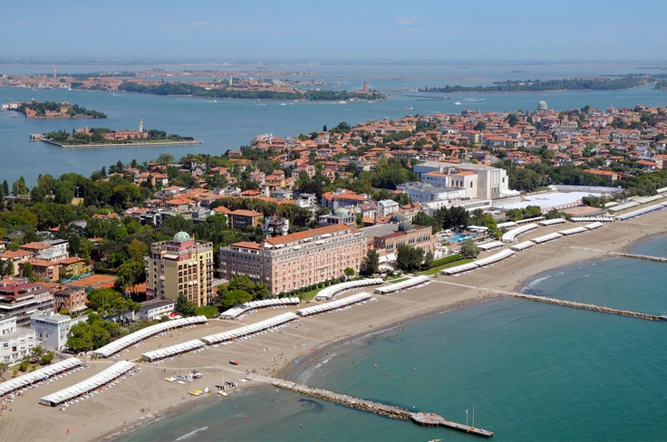 Lido, Italy - Went across here for the day as the Venice Film Festival was on. George Clooney had been here a day before. We star gazed, but few stars to be scene.