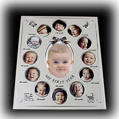 29 best Baby & Children Picture Frames & Favors images on ...