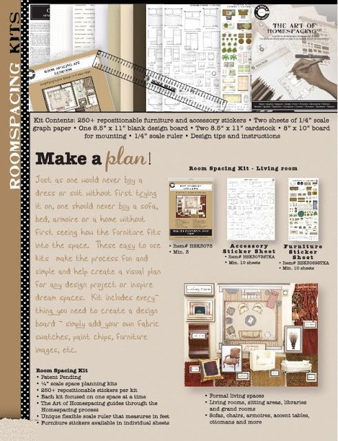 Canvas home basics design project organizer