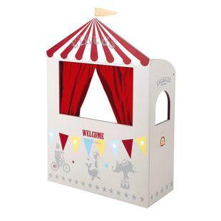 Théâtre de marionnettes - Circus