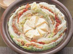 [白キニテラハラてあた 1pzp菜と豚肉のチーズ鍋] 料理レシピ|みんなのきょうの料理