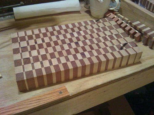 Inversions cutting board tutorial - by jadams @ LumberJocks.com ~ woodworking community