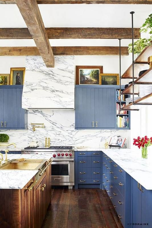 Best Celebrity Kitchens: brooklyn decker