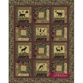 28 Best Hunting Or Man Cave Quilts Images On Pinterest