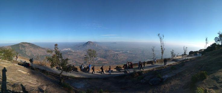 Nandi Hills,india (oc) [4320x1824]