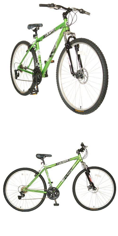 Mantis Colossus G.0 Hardtail Mountain Bike, 29 inch Wheels, 19 inch ...