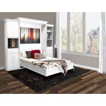 1000 ideas about lit mural on pinterest murphy beds choisir matelas and armoire lit escamotable - Lit escamotable mural ...
