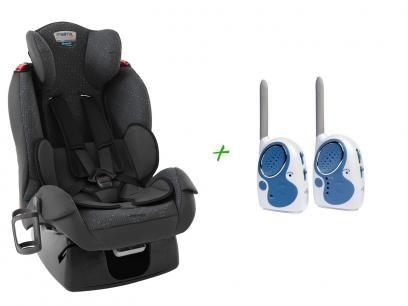 Cadeira para Auto Reclinável Burigotto - Matrix Evolution K Dallas + Babá Eletrônica com as melhores condições você encontra no Magazine Adultoeinfantil. Confira!