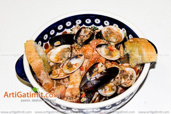 Supë me peshk