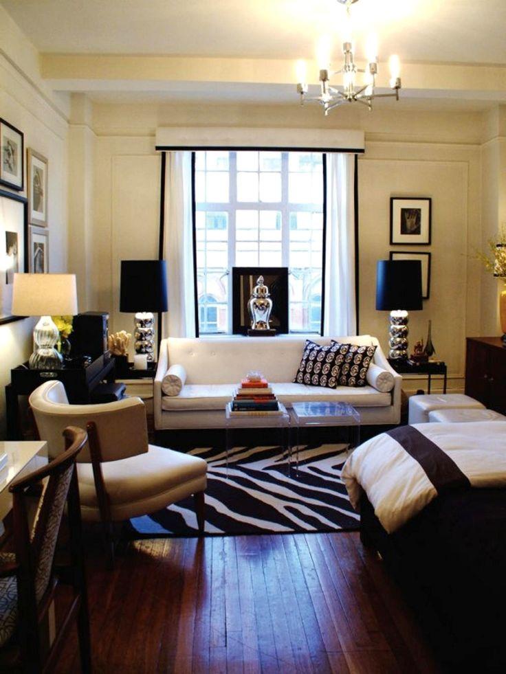 28+ Awesome Cozy Minimalist Decor | Studio apartment ...