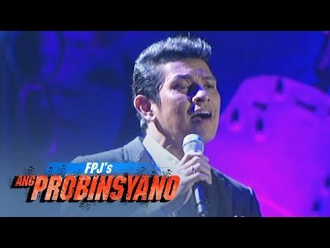 """This is Gary Valenciano singing """"Wag Ka Nang Umiyak"""" as he gives tribute to the cast and staff (which includes Coco Martin) of FPJ's Ang Probinsyano as the Grand Finale during Isang Pamilya Tayo: FPJ's Ang Probinsyano Anniversary Concert held at the Smart Araneta Coliseum last October 9, 2016. Indeed, they're my favourite Kapamilyas, and FPJ's Ang Probinsyano is another of my favourite Kapamilya telenovelas. #CocoMartin #IdolongMasa #GaryValenciano #FPJsAngProbinsyano"""