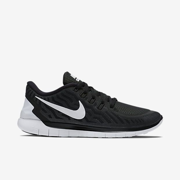 nike black running shoes nzymes