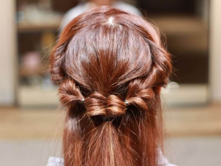 今回のスタイルは、ぽこぽこ感がかわいいルーズなヘアセット。普段使いにとてもおしゃれな簡単ヘアアレンジです♪くるりんぱを組み合わせているだけなので、手順通りに作っていけば誰でも簡単に作れますよ。