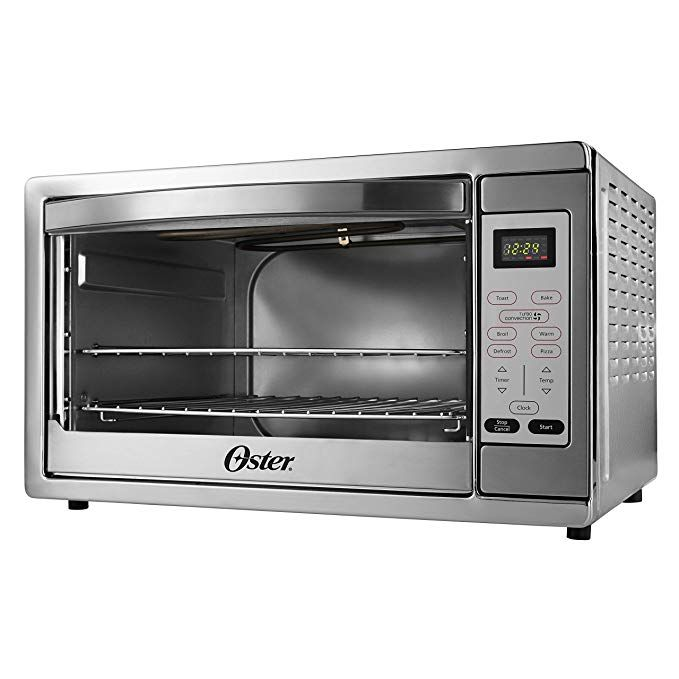 Oster French Convection Countertop Toaster Oven Single Door