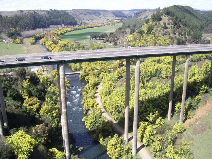 viaducto...Malleco ...!!!