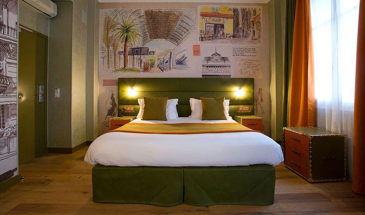 Hôtel Nice Excelsior (Maranatha Hotels) - Chambre supérieure | Superior room