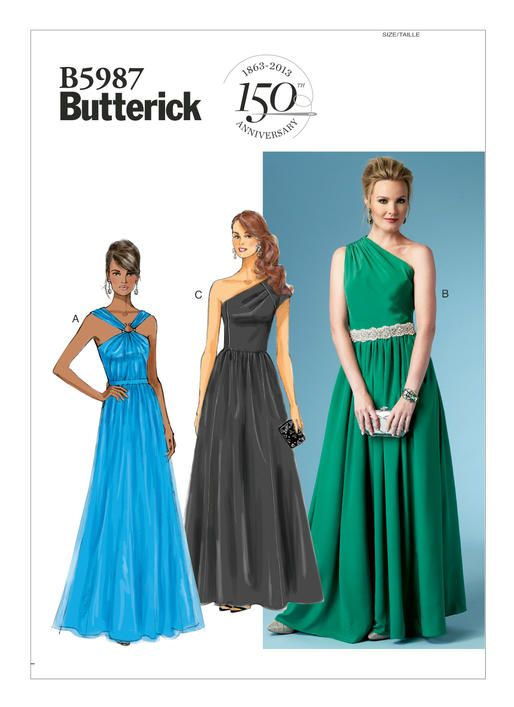 27 best Butterick Patterns I Like images on Pinterest | Sewing ...