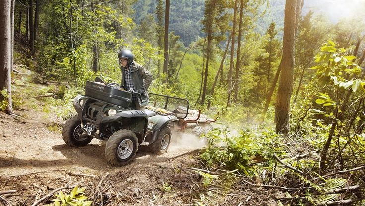 86 best images about atv on pinterest for 2017 yamaha grizzly 700 hp
