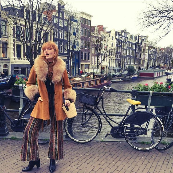 Florence in Amsterdam in December 2015