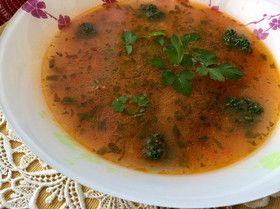 ウズベキスタン♡お米の入った肉団子スープ by 横浜発国際料理教室 [クックパッド] 簡単おいしいみんなのレシピが257万品