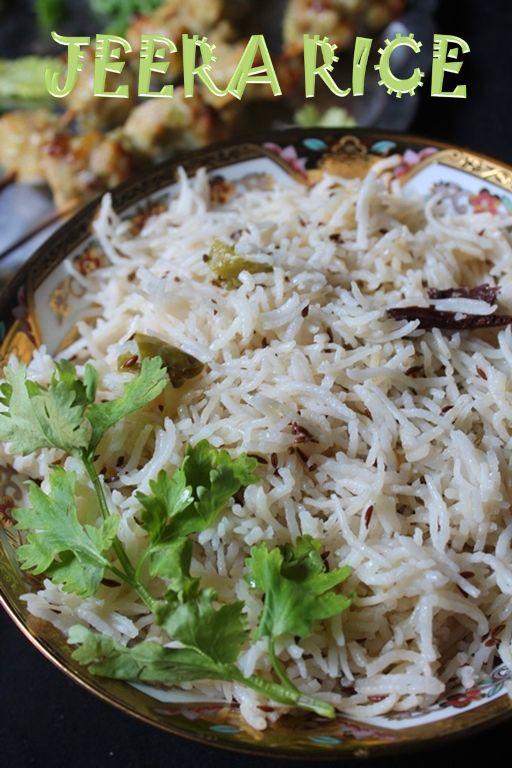 YUMMY TUMMY: Jeera Rice Recipe / Jeera Pulao Recipe