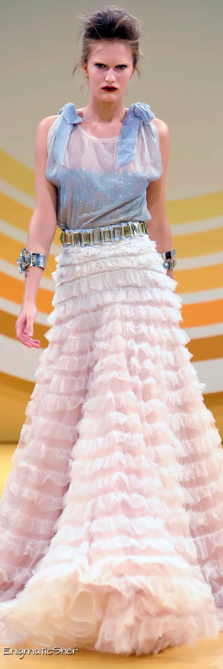 Jenny Packham Spring Summer 2010 Ready-To-Wear