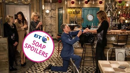 Carla Connor and Nick Tilsley get engaged in Coronation Street: Soap spoilers