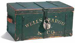 The Wells Fargo Stagecoach – Wells Far