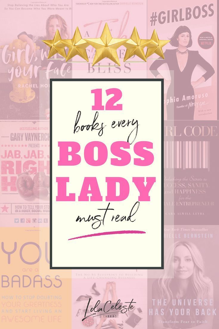 12 Must Read Books For Today S Female Entrepreneurs And