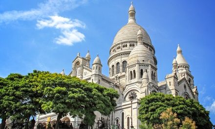 Hotel KYRIAD PARIS 18 - Porte de Clignancourt - Montmartre à Paris : Séjour découverte de Paris à deux pas du Sacré Cœur: #PARIS 55.00€ au…
