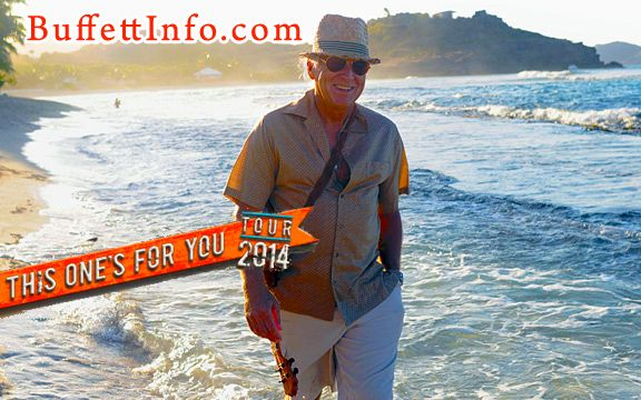 Jimmy Buffett 2013 Tour Dates - Songs from St. Somewhere