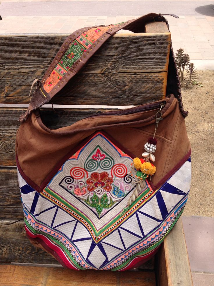 ✨Special Chiapas, MX collection ✨ (Personal favorite) One of 12 bags embellished with hand sewn Mexican textiles from Chiapas, Mexico. One-of-a-kind unique designs $288 free shipping within the U.S.   Made with upcycled materials with love in Bali