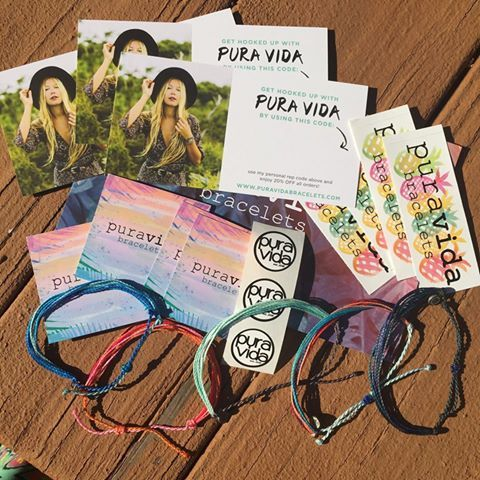 Rep For PV | Pura Vida Bracelets
