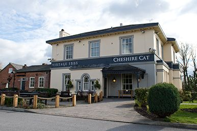 Innkeeper's Lodge Chester, Christleton Restaurant