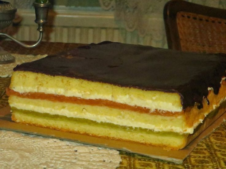 Blog z przepisami na domowe ciasta, ciasta przekładane, domowe obiady, ciasta siostry Anastazji.