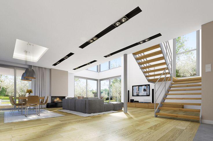 Projekt domu Dom z widokiem 6 - wnętrze fot 4
