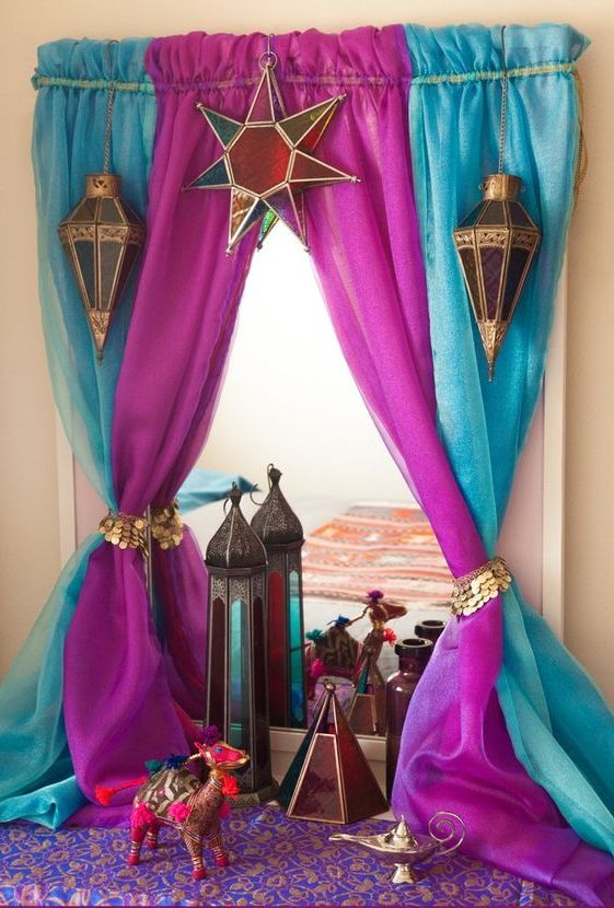 1506 best event decore ideas images on pinterest arabian party arabian theme and bohemian decor for Arabian bedroom ideas
