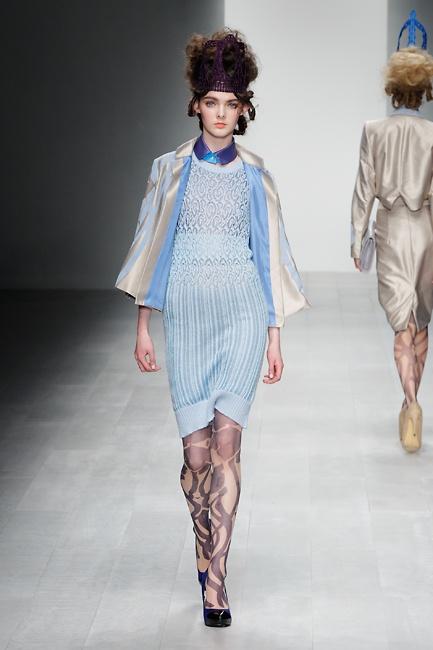 Bora Aksu spring summer 2013 London Fashion Week catwalk show