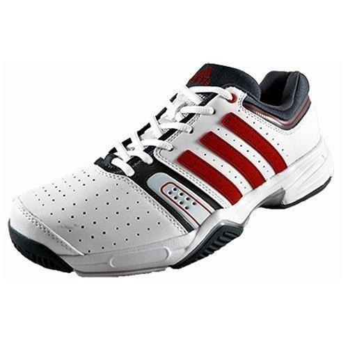 Oferta: 27.49€ Dto: -50%. Comprar Ofertas de adidas - Zapatillas de Deporte Hombre , (Gris-Blanc-Rouge), 45 1/3 barato. ¡Mira las ofertas!