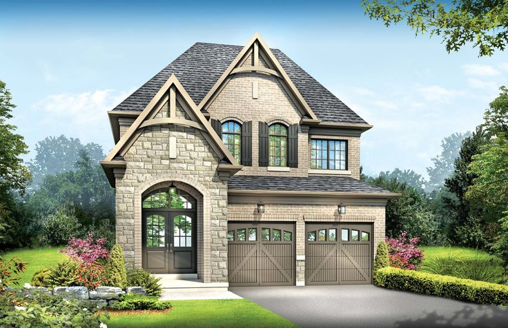 A beautiful single home featuring a double garage at Ivy Ridge, Durham Regional Road 26, Whitby , Whitby, ON is a new development project by Minto. Check out the property photos, floor plans and amenities. | REW.ca
