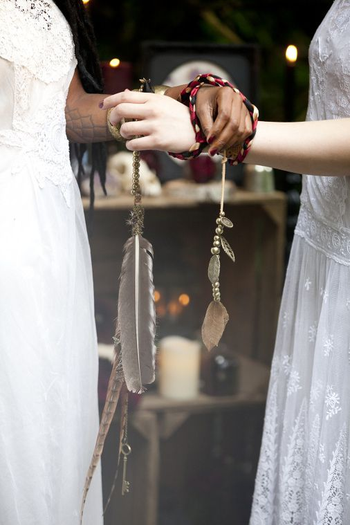1000+ ideas about Witch Wedding on Pinterest | Handfasting, Pagan Wedding and Wiccan Wedding