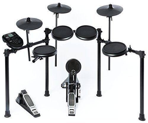 Alesis Nitro Electronic Drums: Great Set for the Money