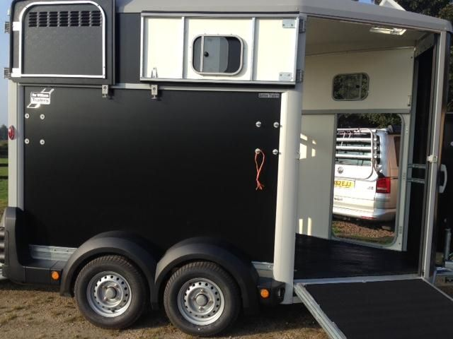 Black Ifor Williams Trailer For Sale 25
